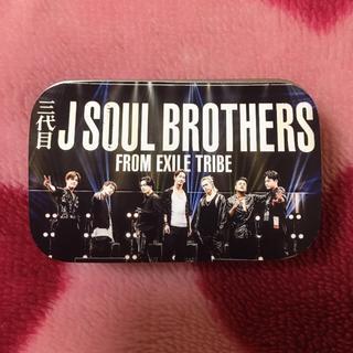 サンダイメジェイソウルブラザーズ(三代目 J Soul Brothers)の三代目 J Soul Brothers アルミ缶(その他)