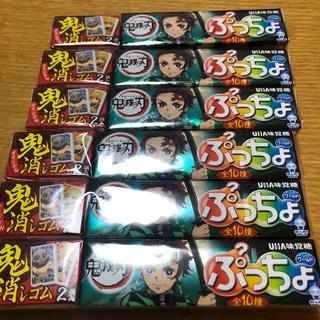 ユーハミカクトウ(UHA味覚糖)のUHA味覚糖 ぷっちょ 鬼滅の刃 消しゴムオマケ付(菓子/デザート)