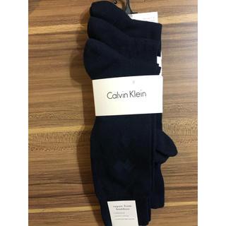 カルバンクライン(Calvin Klein)のカルバンクライン 靴下(ソックス)