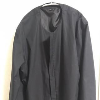 ムジルシリョウヒン(MUJI (無印良品))の無印良品 ノーカラージャケット Mサイズ(ノーカラージャケット)
