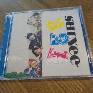 シャイニー(SHINee)のSHINee CDアルバム2枚セット DVD付 (K-POP/アジア)