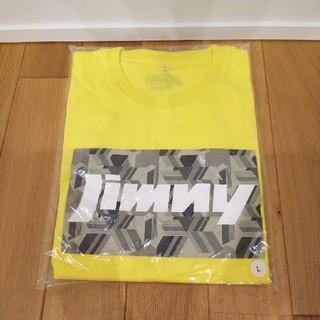 スズキ(スズキ)のジムニー 非売品 Tシャツ Lサイズ(Tシャツ/カットソー(半袖/袖なし))