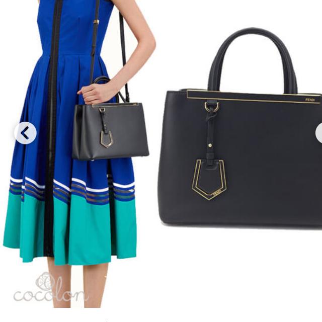 FENDI(フェンディ)のフェンディ   トゥージュール レディースのバッグ(ハンドバッグ)の商品写真