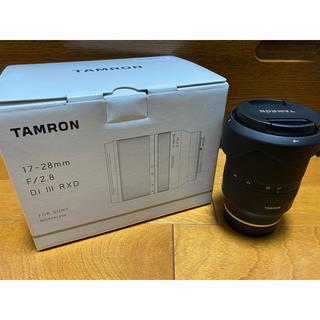 TAMRON - tamron 17-28mm f2.8 Di iii RXD