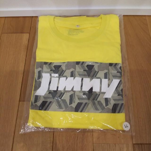 スズキ(スズキ)のジムニー 非売品 Tシャツ LLサイズ メンズのトップス(Tシャツ/カットソー(半袖/袖なし))の商品写真