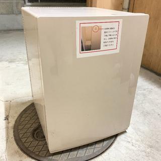 ツインバード(TWINBIRD)のツインバード TR-17 小型 1ドア冷蔵庫 静音 ペルチェ式 個室 寝室 民泊(冷蔵庫)
