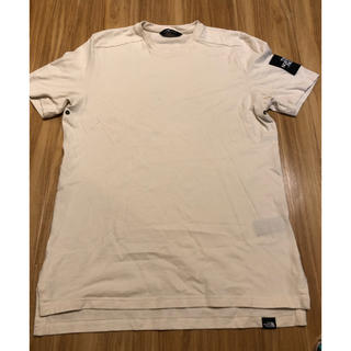 ザノースフェイス(THE NORTH FACE)のthe north face Tシャツ ホワイト Mサイズ(Tシャツ/カットソー(半袖/袖なし))