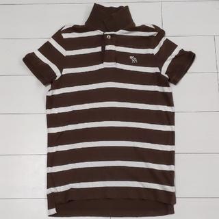 アバクロンビーアンドフィッチ(Abercrombie&Fitch)のABERCROMBIE&FITCH アバクロンビーアンドフィッチ ポロシャツ S(ポロシャツ)