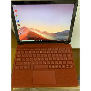 Microsoft - Surface Pro 7 (ブラック) PUV-00027   タイプカバー