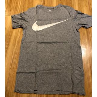 ナイキ(NIKE)のNIKE Tシャツ グレー Sサイズ(Tシャツ/カットソー(半袖/袖なし))