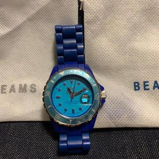 ビームス(BEAMS)のBEAMSの腕時計(腕時計(アナログ))