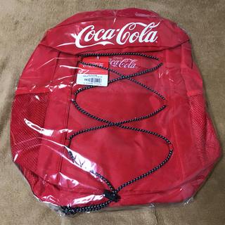 コカコーラ(コカ・コーラ)の【新品・未開封】コカ・コーラ リュック バックパック(バッグパック/リュック)