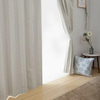 ニトリ(ニトリ)のニトリ 遮光、遮熱、遮音カーテン 100×110(カーテン)