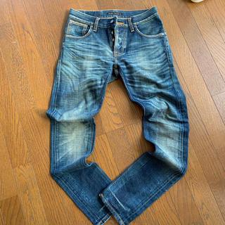 ヌーディジーンズ(Nudie Jeans)の希少 ヌーディージーンズ ヌーディーラボ デニム ジーンズ(デニム/ジーンズ)