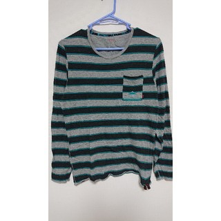 ポールスミス(Paul Smith)の美品 Paul Smith ロングTシャツ(Tシャツ/カットソー(七分/長袖))