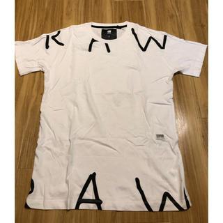 ジースター(G-STAR RAW)のG-STAR RAW Tシャツ ホワイト Sサイズ(Tシャツ/カットソー(半袖/袖なし))