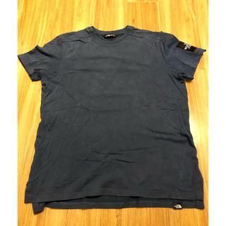 ザノースフェイス(THE NORTH FACE)のthe north face  Tシャツ ネイビー Mサイズ(Tシャツ/カットソー(半袖/袖なし))
