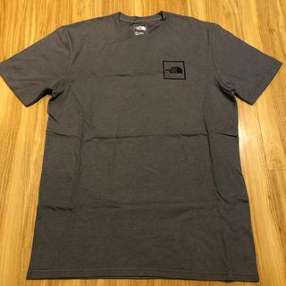 ザノースフェイス(THE NORTH FACE)のthe north face Tシャツ グレー Mサイズ(Tシャツ/カットソー(半袖/袖なし))