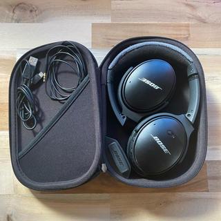 ボーズ(BOSE)のQuietComfort 35 ワイヤレス ヘッドフォン(ヘッドフォン/イヤフォン)