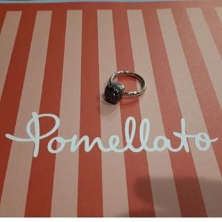 Pomellato - ポメラート ヌードリング ブラックダイヤ