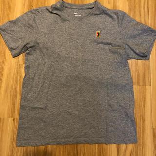 ナイキ(NIKE)のNIKE Tシャツ グレー Mサイズ(Tシャツ/カットソー(半袖/袖なし))