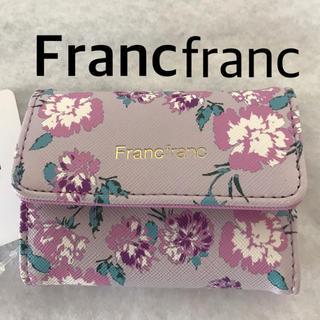Francfranc - [新品 未使用] Franc franc  キーケース カードケース
