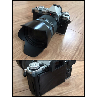 OLYMPUS - OLYMPUS OM-D E-M5 MarkⅡ オリンパス 一眼 カメラ
