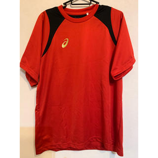 アシックス(asics)のasics トレーニングTシャツ men's  Oサイズ(ウェア)