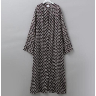 BEAUTY&YOUTH UNITED ARROWS - 新品 <6(ROKU)>SQUARE PRINT DRESS/ワンピース 36