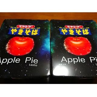 ペヤングやきそば アップルパイテイスト×2個(インスタント食品)