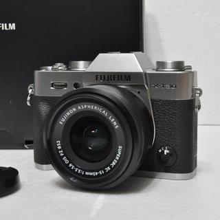 ★極美品/箱付★ FUJIFILM X-T30  XC15-45mmレンズキット