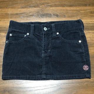 ステューシー(STUSSY)のSTUSSY women レディース スカート 26インチ(ミニスカート)