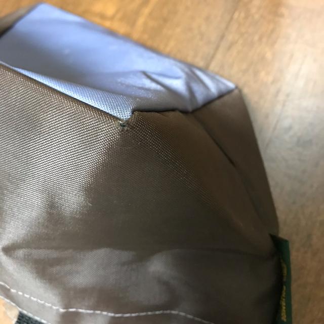 Herve Chapelier(エルベシャプリエ)のエルベシャプリエ 船形トートS モカ×パープル レディースのバッグ(トートバッグ)の商品写真
