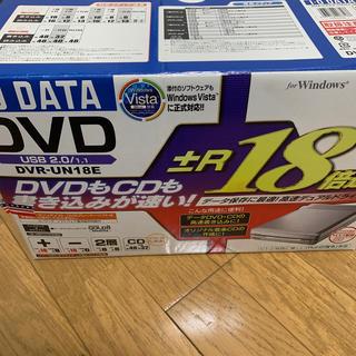 アイオーデータ(IODATA)のI-O DATA  DVR-UN18E (PC周辺機器)