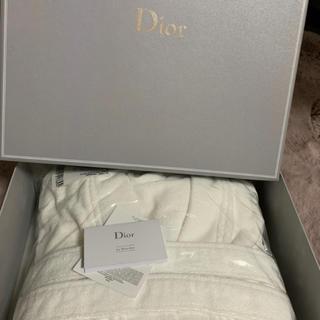 ディオール(Dior)のDIOR バスローブ 新品、未使用(バスローブ)