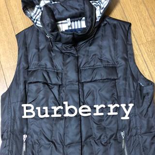バーバリー(BURBERRY)のBurberry ダウンベスト ♡(ダウンベスト)