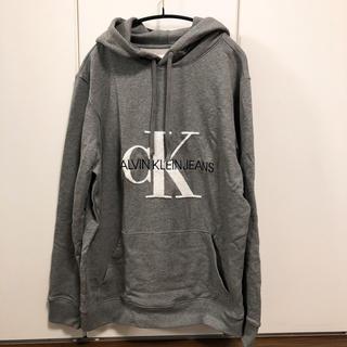 カルバンクライン(Calvin Klein)のカルバンクライン★スウェットパーカーLサイズ(パーカー)