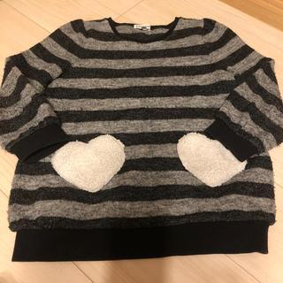 エニィファム(anyFAM)の薄手 セーター ニット 130 エニファム(ニット)