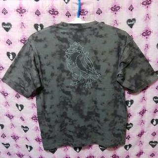 ポケモン(ポケモン)の新品ポケモンTシャツBIGサイズL(Tシャツ/カットソー(半袖/袖なし))