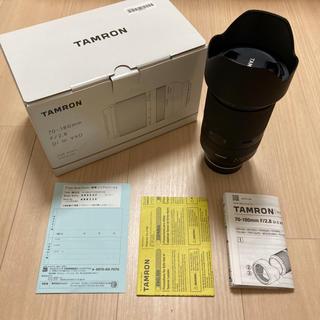 TAMRON - TAMRON 70-180mm F/2.8 Di III VXD 美品