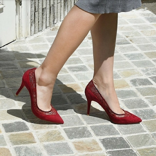 DIANA(ダイアナ)のダイアナパンプス レディースの靴/シューズ(ハイヒール/パンプス)の商品写真