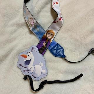 ディズニー(Disney)のアナ雪2 カメラストラップ(その他)