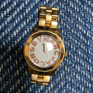 マークバイマークジェイコブス(MARC BY MARC JACOBS)のMARC BY MARCJACOBS 腕時計(腕時計)