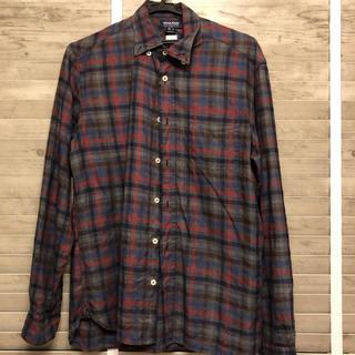 ウールリッチ(WOOLRICH)のチェックシャツ(シャツ)