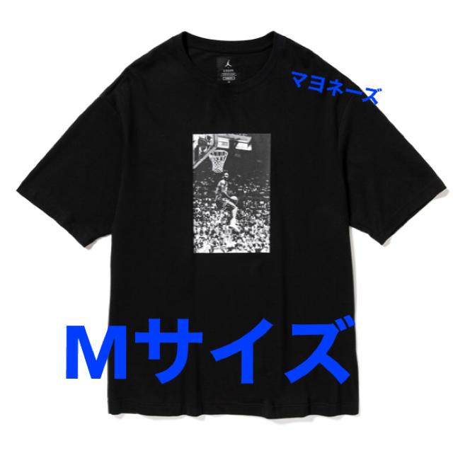 NIKE(ナイキ)のUNION JORDAN REVERSE DUNK TEE   M メンズのトップス(Tシャツ/カットソー(半袖/袖なし))の商品写真