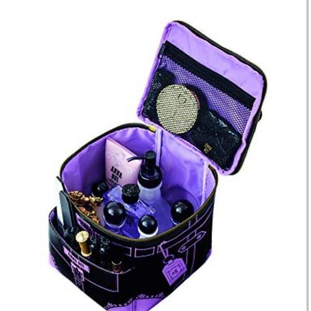 ANNA SUI(アナスイ)の【新品未使用】「 ANNA SUI(アナスイ)」バニティポーチ&ミニポーチ レディースのファッション小物(ポーチ)の商品写真