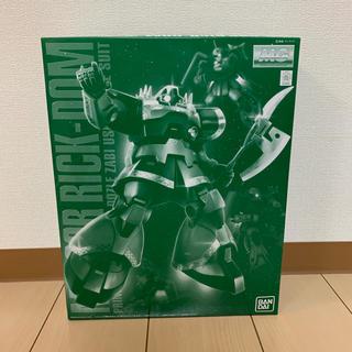 バンダイ(BANDAI)のドズル・ザビ専用 リックドム 1/100 マスターグレードモデル(模型/プラモデル)