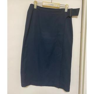 ジュンコシマダ(JUNKO SHIMADA)の49av.ジュンコシマダ タイトスカート(ひざ丈スカート)