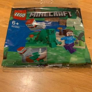 レゴ LEGO 30393 マインクラフト スティーブとクリーパー(積み木/ブロック)