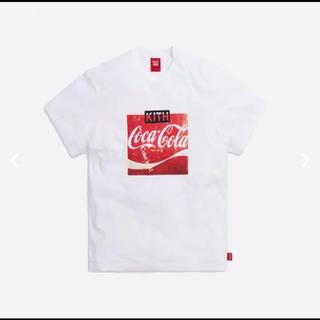 コカコーラ(コカ・コーラ)のkith × coca cola 半袖 Tシャツ Sサイズ(Tシャツ/カットソー(半袖/袖なし))